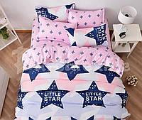 Комплект постельного белья семейка, Звезда