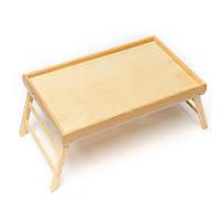 Столик для завтрака без рисунка