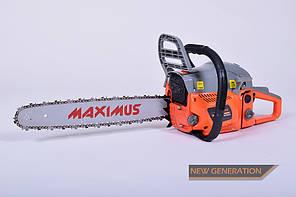 Бензопила Maximus NG6180CS
