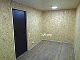 Вагончик для будівельників / Роздягальня / 2,4х5м, фото 4