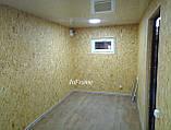 Вагончик для будівельників / Роздягальня / 2,4х5м, фото 5
