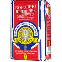 Мука пшеничная высший сорт 2 кг ТМ Богумила