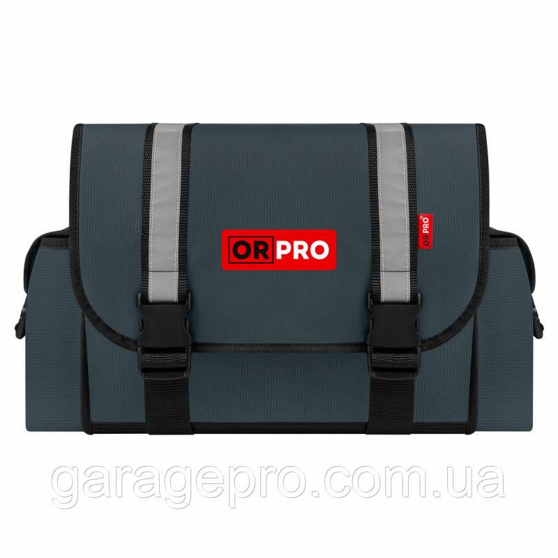 Большая такелажная сумка ORPRO (Серая)
