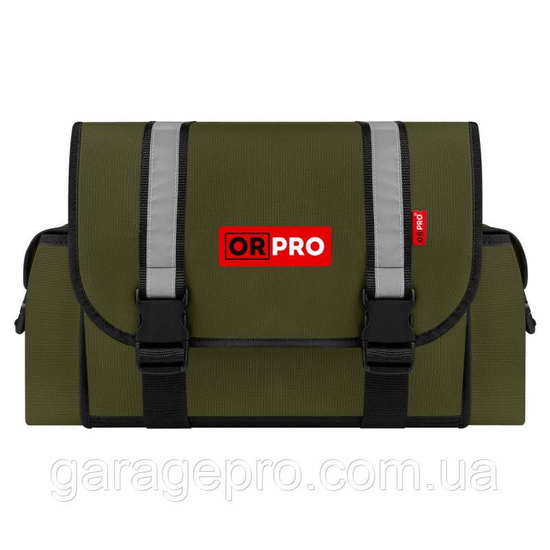 Велика такелажна сумка ORPRO (Зелена)