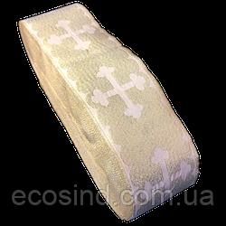 Тесьма церковная (галун) 5 см. золотая (653-Т-0706)