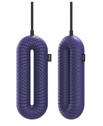 Портативная электрическая сушилка для обуви Синяя Xiaomi Sothing Zero-One, фото 2