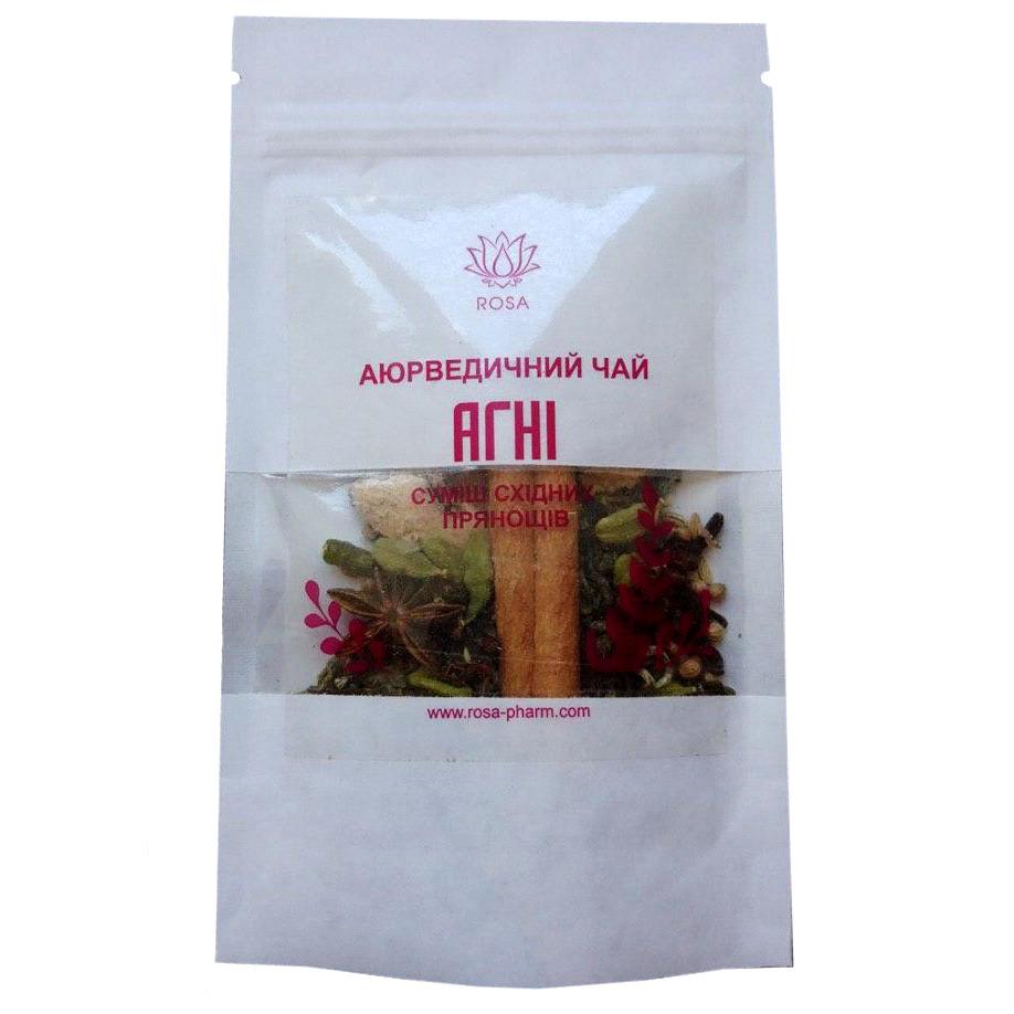 Аюрведический чай Агни – смесь восточных пряностей