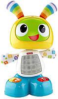 Интерактивная игрушка Fisher Price Робот Бибо на украинском языке FRV58, фото 2