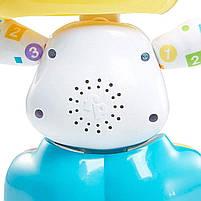 Интерактивная игрушка Fisher Price Робот Бибо на украинском языке FRV58, фото 7