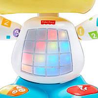 Интерактивная игрушка Fisher Price Робот Бибо на украинском языке FRV58, фото 6