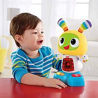 Интерактивная игрушка Fisher Price Робот Бибо на украинском языке FRV58, фото 9