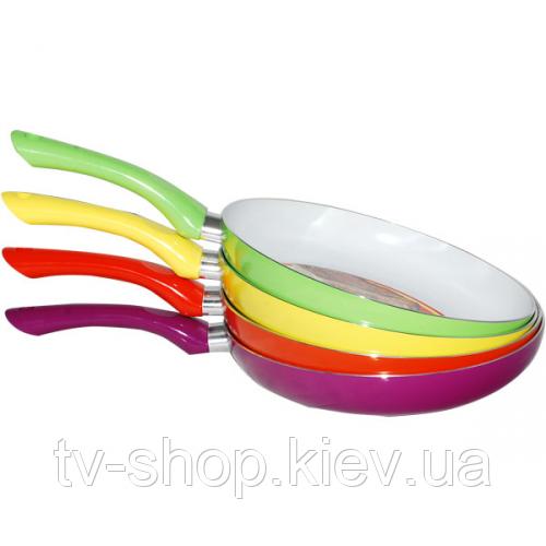 Сковорода с керам.покрытием (26 см)Toscana