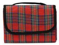 Водонепроникний килимок-покривало для пікніка, складаний килимок на природу
