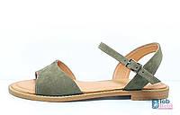 Босоножки подростковые кожаные для девочки., фото 1