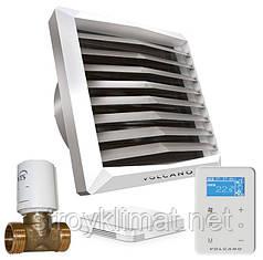 Воздушное отопление  помещений