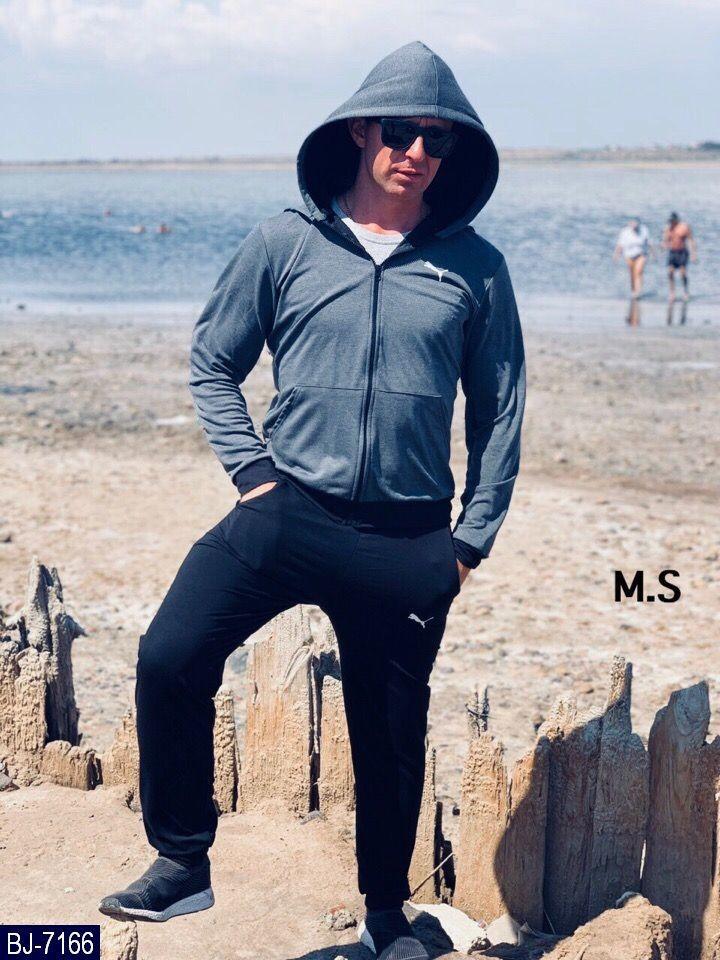 Спортивный костюм мужской (батал)