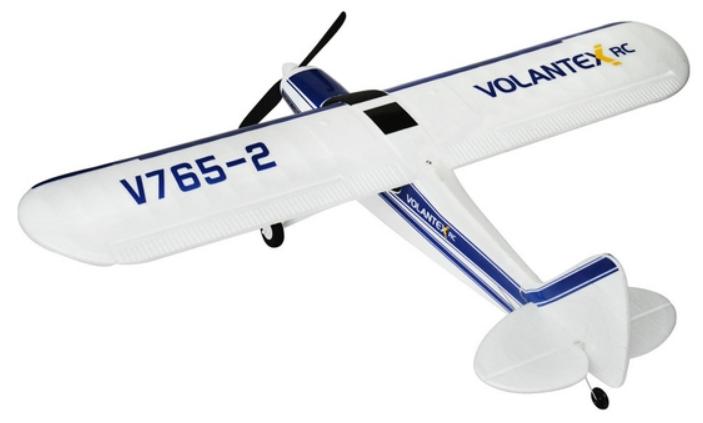 Крыло и хвост самолёта VolantexRC Super Cup 765-2 750мм (V-P7650202)