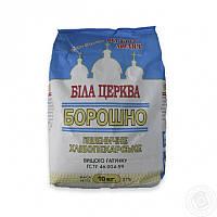 Мука пшеничная высший сорт 10 кг ТМ Белая Церковь