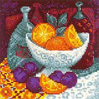 Набір для вишивки хрестом Ріоліс 1859 «Апельсини»