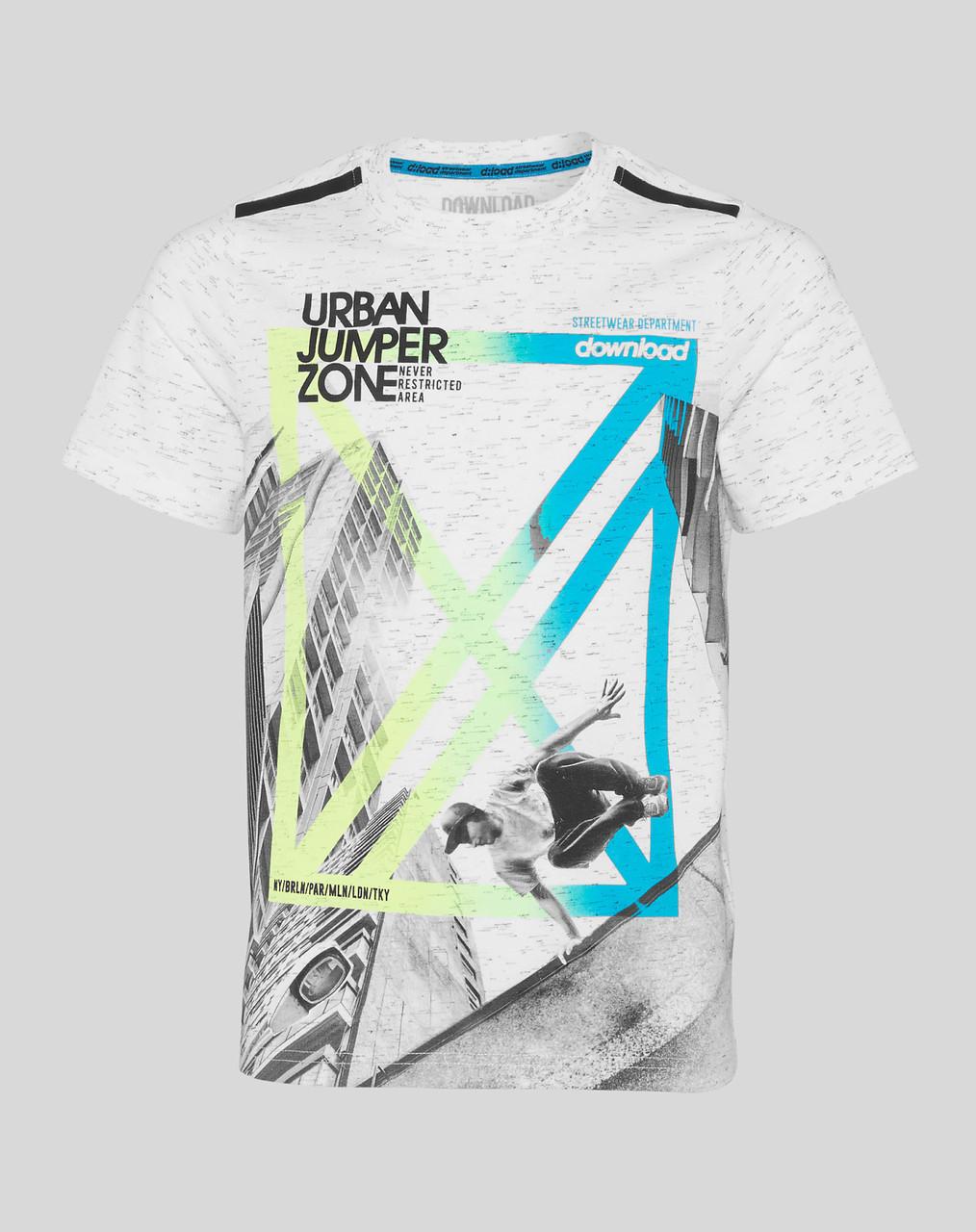 Стильная футболка на мальчика подростка 12-14 лет C&A Германия Размер 158-164