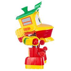 Робот Поезд Robot Trains Утенок (Duck) желтый, фото 2