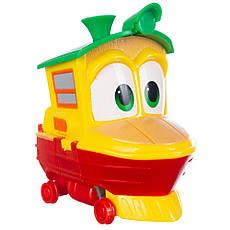 Робот Поезд Robot Trains Утенок (Duck) желтый, фото 3