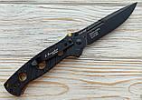 Нож Viking Nordway Tiger-C K779T1 подшипник, AUS8, +паракорд, фото 2