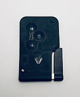 Корпус ключ-карти Renault Megane, фото 1
