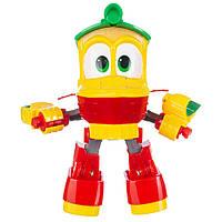 Робот Поїзд Robot Trains Каченя (Duck) жовтий, фото 1