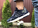 Мужские кроссовки Adidas Nite Jogger (темно-синие) 9372, фото 2