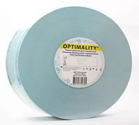 Плоские рулоны для стерилизации 75 мм*200 м Optimality (пар / формальдегид), фото 1
