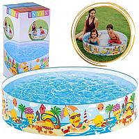 Детский каркасный бассейн «Утенок» | «Intex»