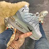🔥 Кроссовки Nike Air Max 720 Gray Clear Sole Найк Аир Макс 720 🔥 Найк мужские кроссовки 🔥, фото 3