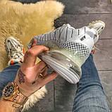 🔥 Кроссовки Nike Air Max 720 Gray Clear Sole Найк Аир Макс 720 🔥 Найк мужские кроссовки 🔥, фото 4