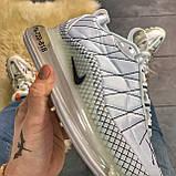 🔥 Кроссовки Nike Air Max 720 Gray Clear Sole Найк Аир Макс 720 🔥 Найк мужские кроссовки 🔥, фото 6