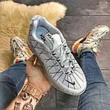 🔥 Кроссовки Nike Air Max 720 Gray Clear Sole Найк Аир Макс 720 🔥 Найк мужские кроссовки 🔥, фото 5