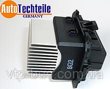 Резистор швидкості обертання вентилятора на Renault Trafic (2001-2014) AutoTechteile (Німеччина) 5090111
