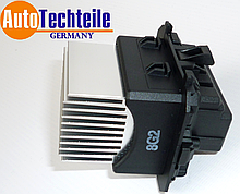 Резистор скорости вращения вентилятора на Renault Trafic (2001-2014) AutoTechteile (Германия) 5090111