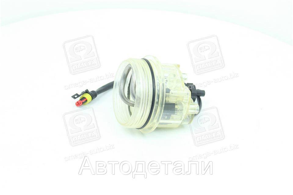 Крышка-отстойник фильтра сепаратора PL270/420 с подогревом (24V, 120W)  PL270/420-H120