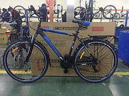 Городской велосипед Gamma 28 дюймов 21 рама Кроссер