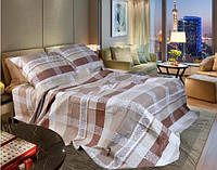 Комплект постельного белья Евро - Шахмати