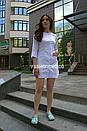 """Медицинский халат """" Амина """", фото 2"""