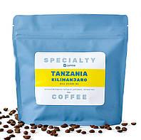 Кофе Tanzania Kilimanjaro 250 г свежеобжаренный в зернах