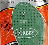 Стельки для обуви  LATeX CORBBY. Универсальный размер (35-45 р.), фото 4