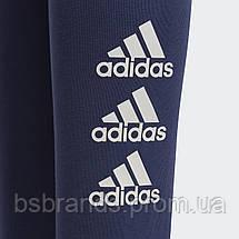 Детские леггинсы adidas JG MH BOS TIGHT FM6503 (2020/1), фото 3