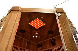 Инфракрасная сауна SunRays Corner Duos (тип3), фото 3
