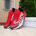 Мужские кроссовки Nike Air Max 270 Supreme (красные) 10169, фото 8