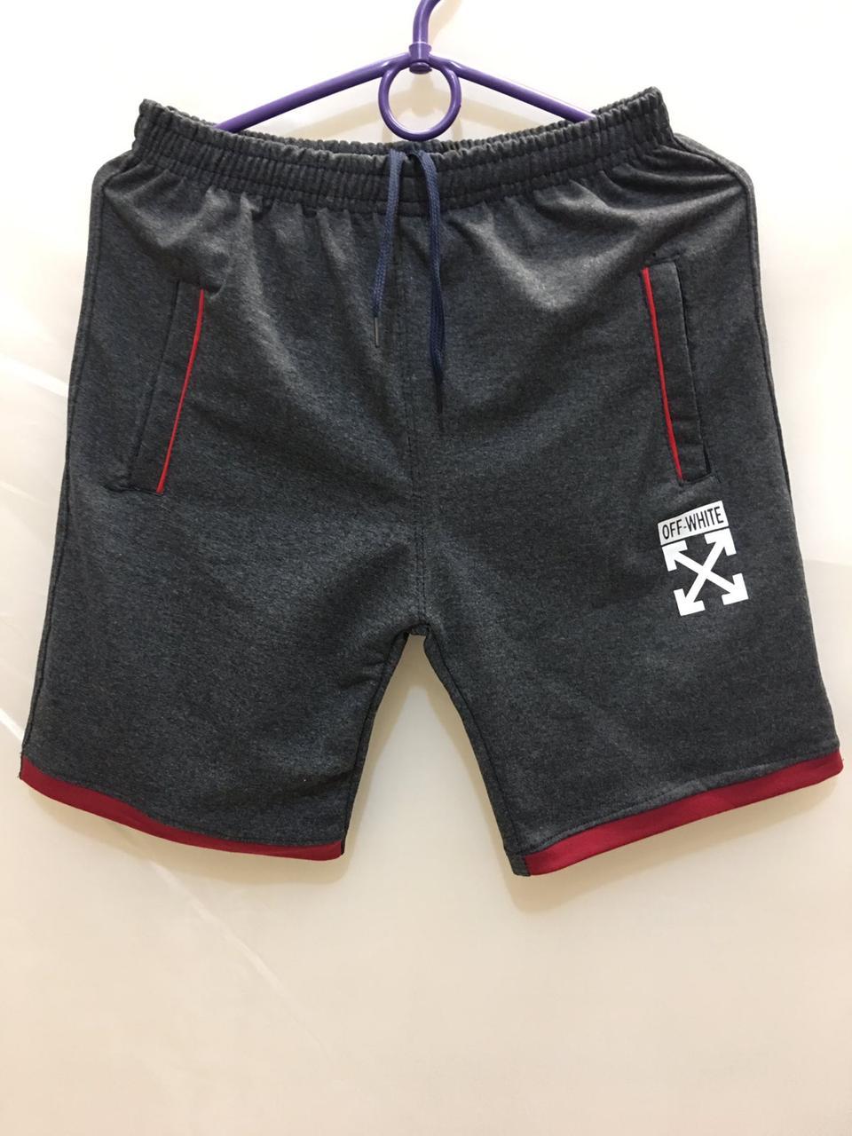 Подростковые шорты для мальчика Off White р.12-18 лет