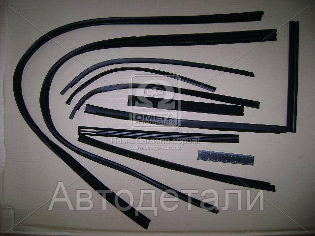 Р/к уплотнителей стекла ВАЗ 2121 №95 Р (пр-во БРТ) Ремкомплект 95Р