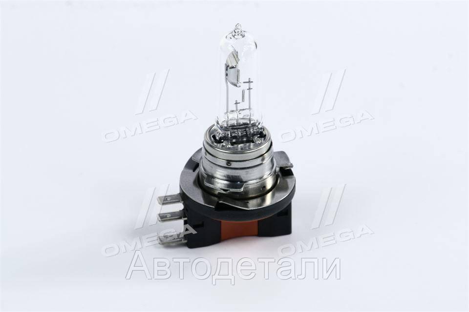 Лампа накаливания H15 55/15W 12V PGJ23T-1 (пр-во Philips) 12580C1
